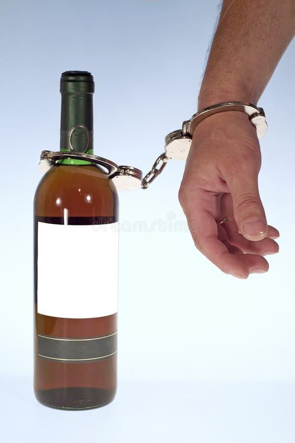σκλάβος ποτού στοκ εικόνες
