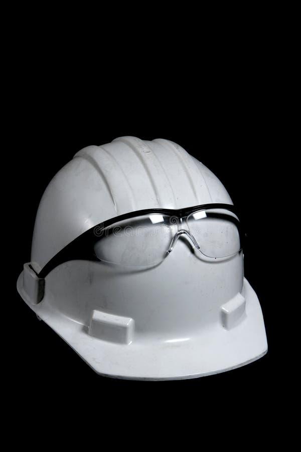 σκληρό καπέλο κατασκευή στοκ εικόνα με δικαίωμα ελεύθερης χρήσης