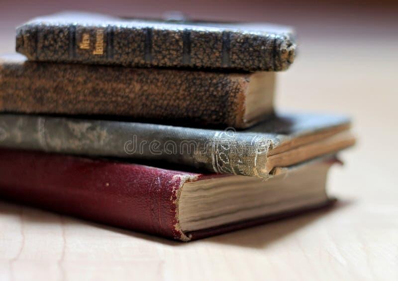 σκονισμένος βιβλίων που & στοκ εικόνες