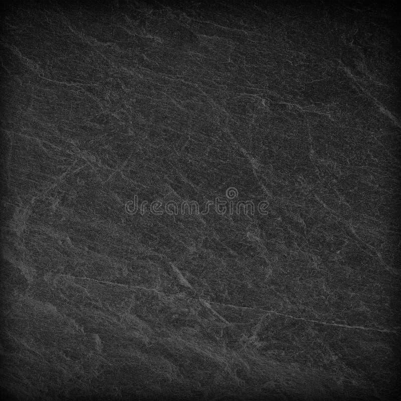 Σκοτεινή γκρίζα μαύρη υπόβαθρο ή σύσταση πλακών στοκ εικόνες με δικαίωμα ελεύθερης χρήσης