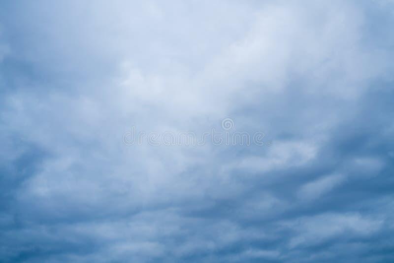 σκοτεινή θύελλα σύννεφω&n στοκ εικόνα με δικαίωμα ελεύθερης χρήσης