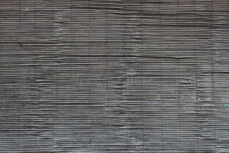 Σκοτεινή ξύλινη σύσταση τυφλών στοκ φωτογραφία με δικαίωμα ελεύθερης χρήσης