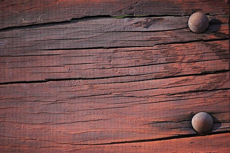 σκοτεινή χρωματισμένη σανί& στοκ φωτογραφίες με δικαίωμα ελεύθερης χρήσης