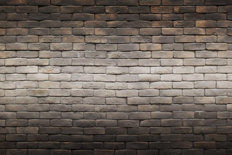 Σκοτεινός μαύρος τουβλότοιχος grange σύστασης υποβάθρου στοκ φωτογραφίες με δικαίωμα ελεύθερης χρήσης