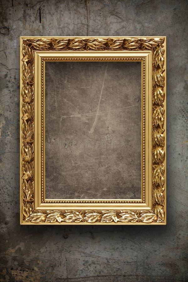 σκοτεινός χρυσός βρώμικ&omicron στοκ φωτογραφίες με δικαίωμα ελεύθερης χρήσης