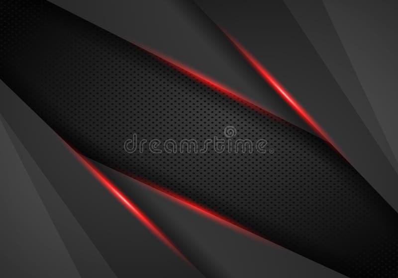 Σκοτεινό αφηρημένο υπόβαθρο, σύσταση με τις διαγώνιες γραμμές, διανυσματική απεικόνιση διανυσματική απεικόνιση