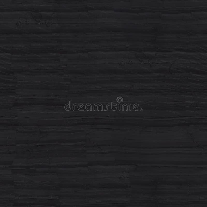 Σκοτεινό γκρίζο μαύρο υπόβαθρο πλακών Άνευ ραφής τετραγωνική σύσταση, κεραμίδι στοκ εικόνες