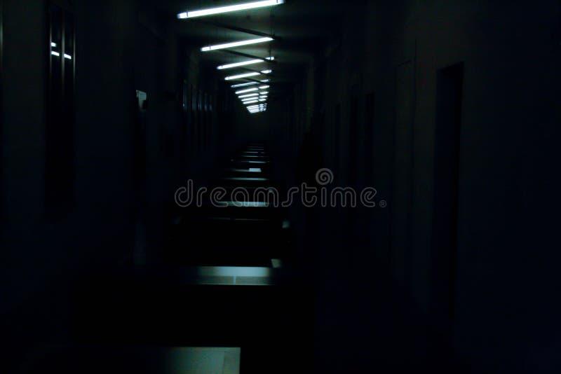 σκοτεινό δωμάτιο στοκ φωτογραφίες