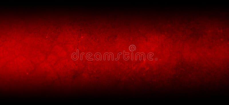 Σκοτεινό οριζόντιο κατασκευασμένο υπόβαθρο κόκκινου χρώματος grunge μαύρο ροδοκόκκινο στοκ εικόνες