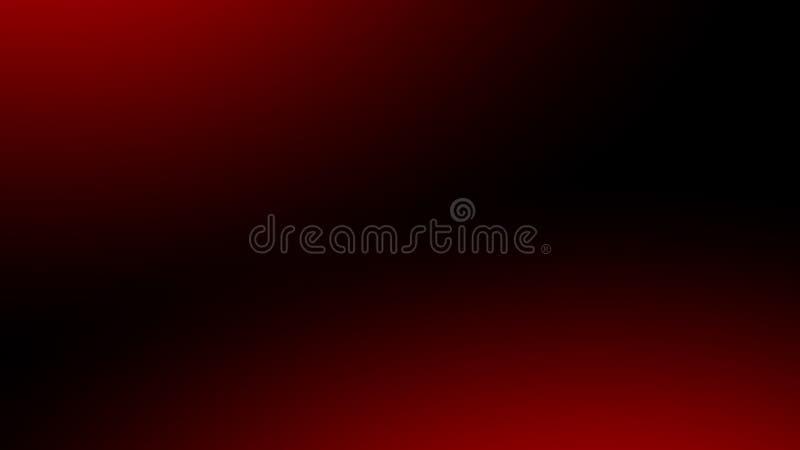 Σκοτεινό υπόβαθρο κλίσης Μαύρες και κόκκινες κλίσεις για το δημιουργικό πρόγραμμα για το σχέδιο, ομαλό υπόβαθρο ελεύθερη απεικόνιση δικαιώματος