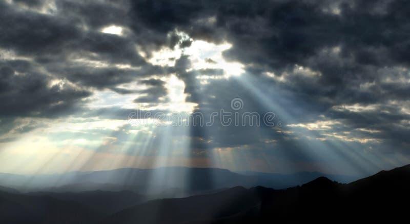 σκοτεινό φως στοκ φωτογραφίες