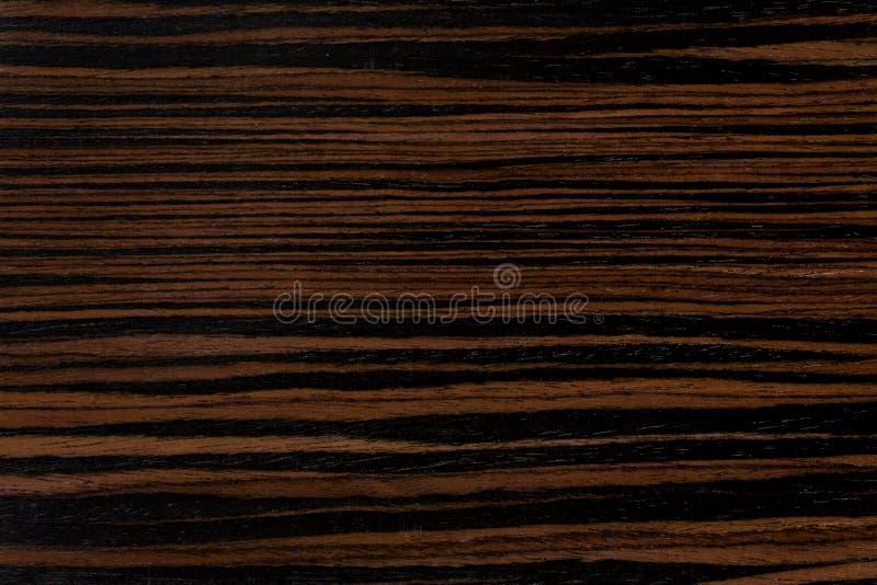 Σκοτεινό ebony ξύλινο υπόβαθρο στοκ εικόνες με δικαίωμα ελεύθερης χρήσης