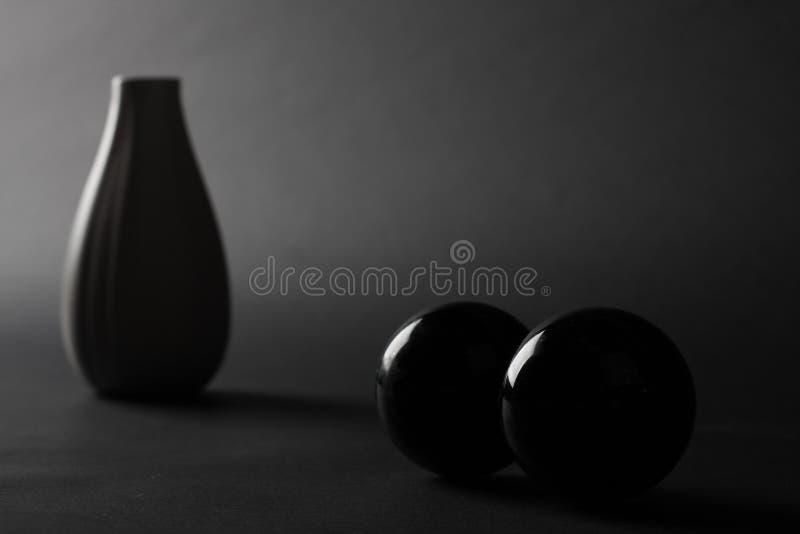 σκοτεινό vase στοκ εικόνα με δικαίωμα ελεύθερης χρήσης