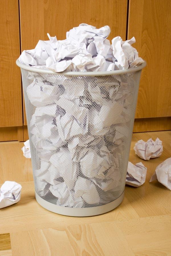 σκουπίδια δωματίων στοκ φωτογραφία με δικαίωμα ελεύθερης χρήσης