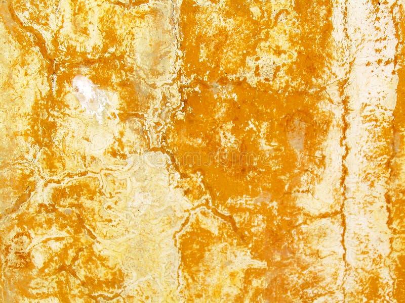 σκουριασμένος τοίχος α& Στοκ Εικόνα