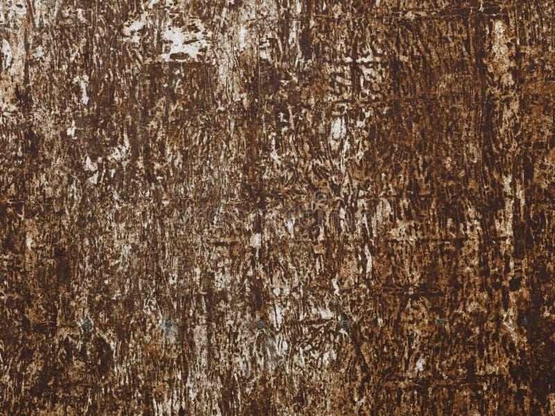 Σκουριασμένο βρώμικο μεταλλικό κατασκευασμένο υπόβαθρο επιφάνειας στοκ φωτογραφία με δικαίωμα ελεύθερης χρήσης