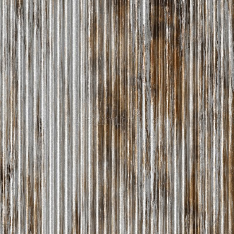 Σκουριασμένο μέταλλο, υπόστεγο στοκ φωτογραφία με δικαίωμα ελεύθερης χρήσης