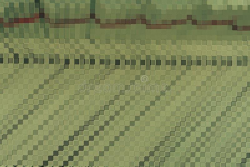 Σκούρο πράσινο γωνία διατάξεων στοκ φωτογραφίες