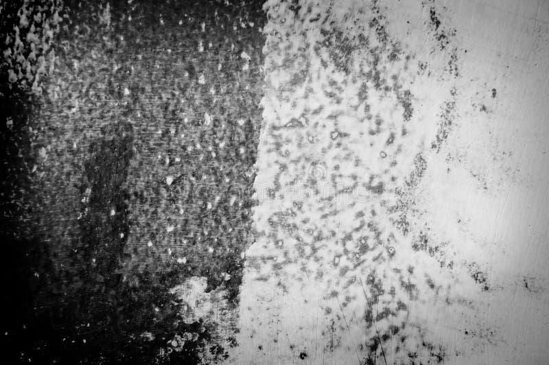 Σκυρόδεμα χρώματος τοίχων grunge γραπτό με το ελαφρύ υπόβαθρο Βρώμικο σκοτάδι, συγκεκριμένη σύσταση πινάκων τοίχων σκόνης και γρα στοκ φωτογραφίες με δικαίωμα ελεύθερης χρήσης