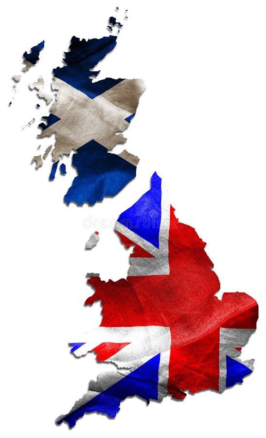 Σκωτσέζικη ανεξαρτησία διανυσματική απεικόνιση