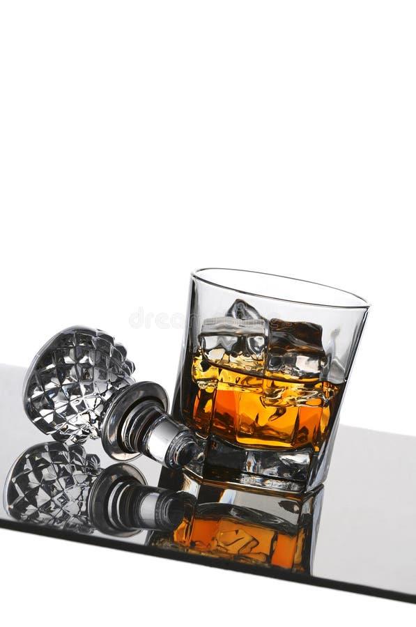 σκωτσέζικη κορυφή καραφώ&n στοκ εικόνα με δικαίωμα ελεύθερης χρήσης