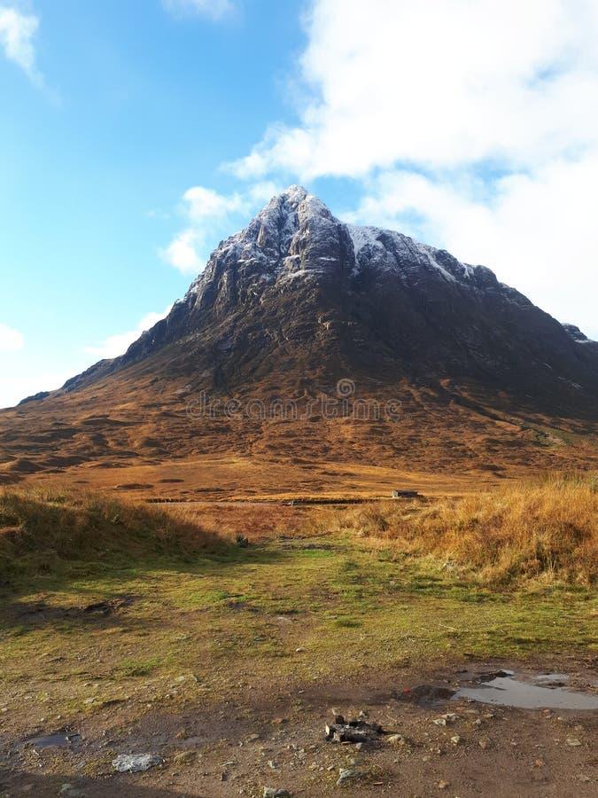 Σκωτσέζικο βουνό στοκ εικόνες με δικαίωμα ελεύθερης χρήσης