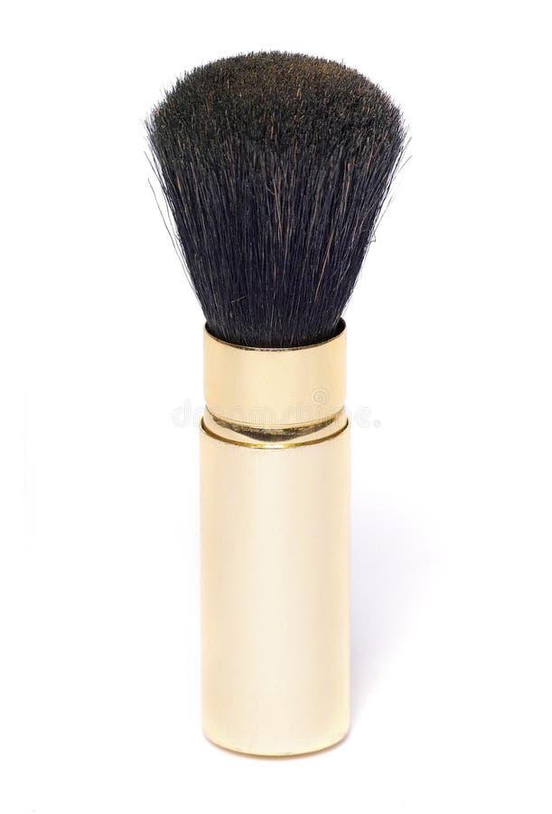 Download σκόνη βουρτσών στοκ εικόνες. εικόνα από κορίτσι, θηλυκός - 379186