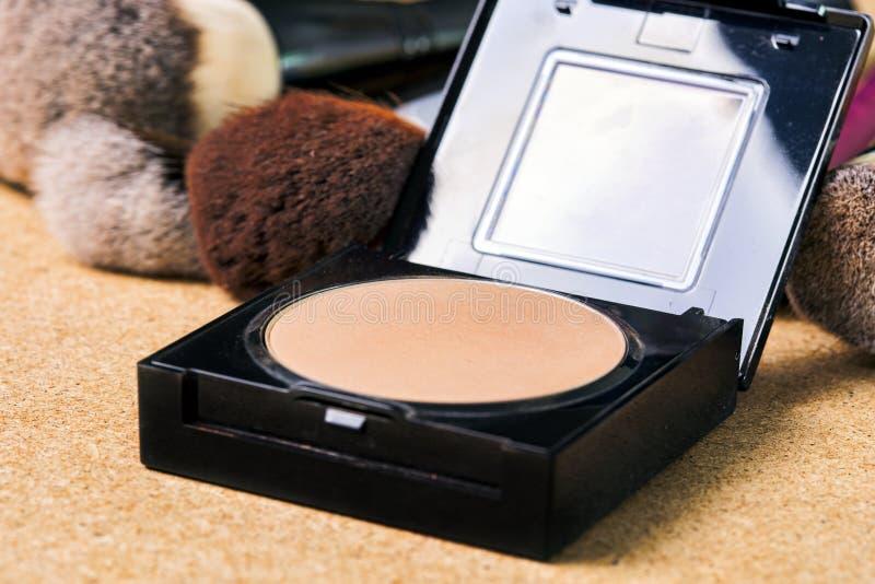 Σκόνη Makeup στοκ εικόνες