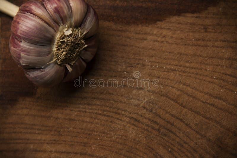 Σκόρδο στοκ φωτογραφία με δικαίωμα ελεύθερης χρήσης