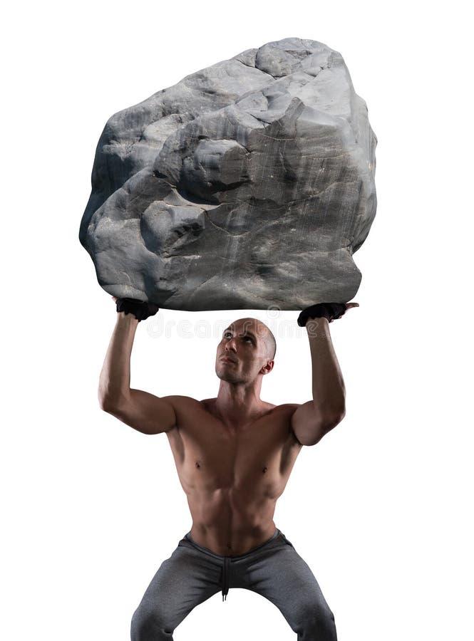 σκληρό workout στοκ φωτογραφία με δικαίωμα ελεύθερης χρήσης