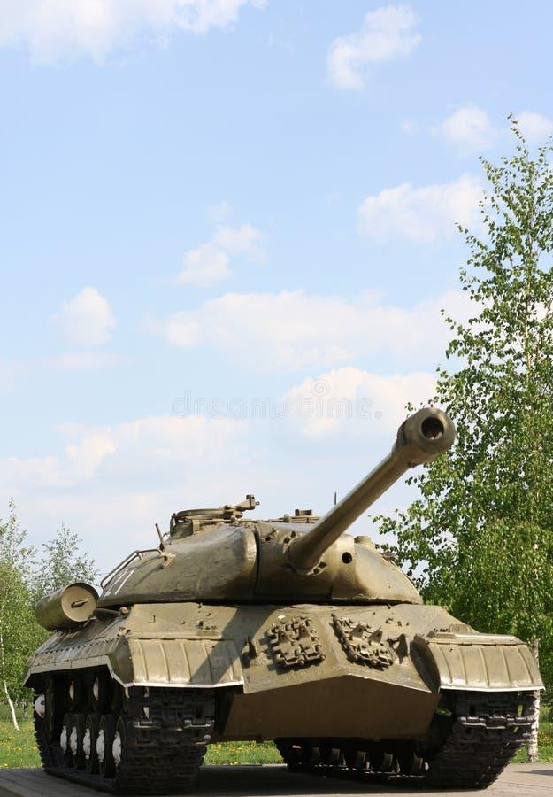 σοβιετική δεξαμενή στοκ εικόνες