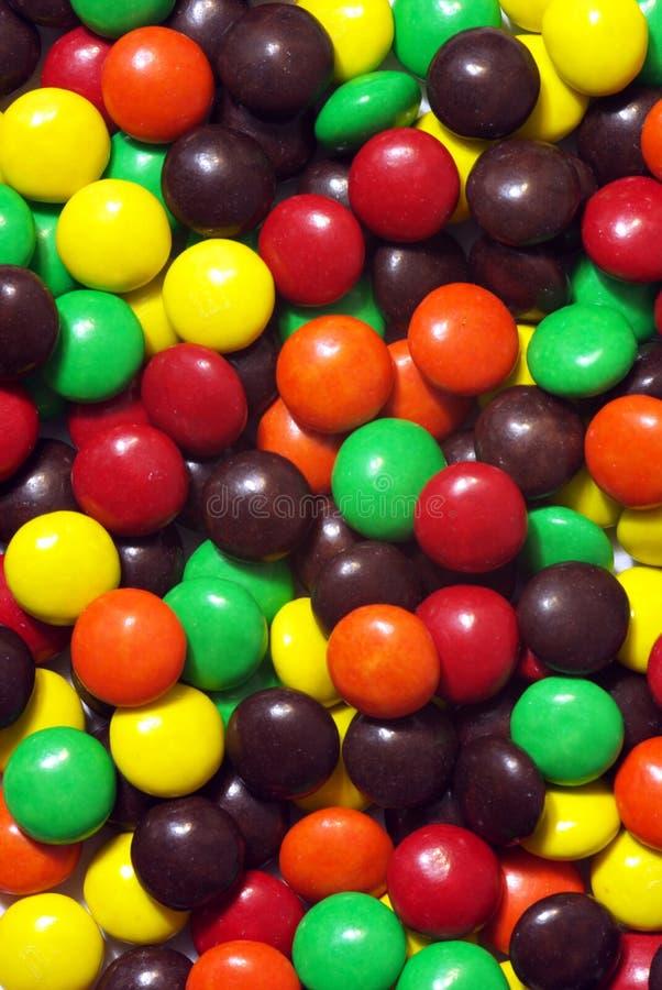 σοκολάτα καραμελών ζωηρ στοκ εικόνες με δικαίωμα ελεύθερης χρήσης