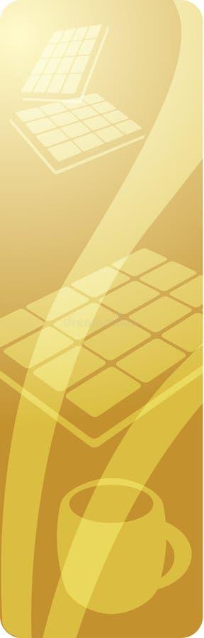 σοκολάτα καυτή απεικόνιση αποθεμάτων