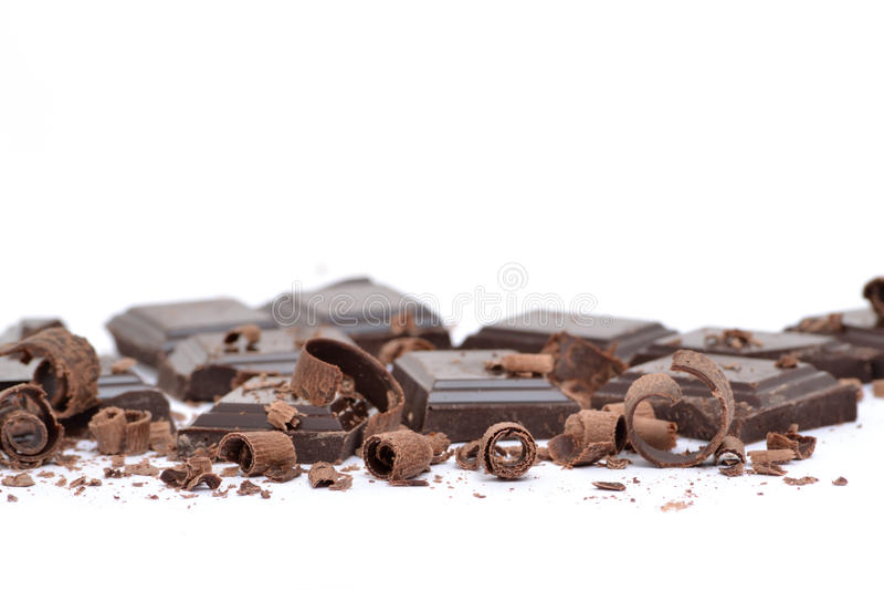 σοκολάτα μερικοί στοκ φωτογραφίες με δικαίωμα ελεύθερης χρήσης