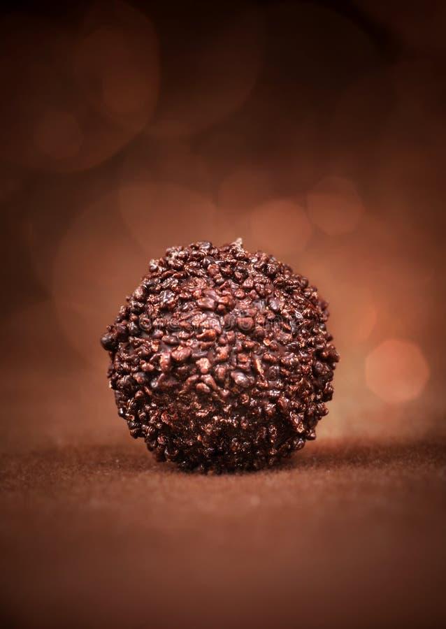 σοκολάτα σφαιρών στοκ φωτογραφία με δικαίωμα ελεύθερης χρήσης