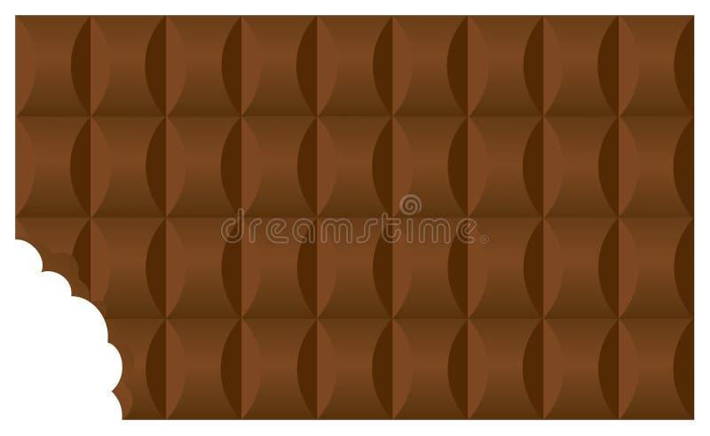 σοκολάτα απεικόνιση αποθεμάτων