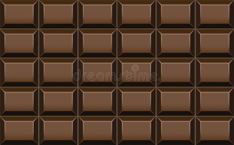 σοκολάτα διανυσματική απεικόνιση