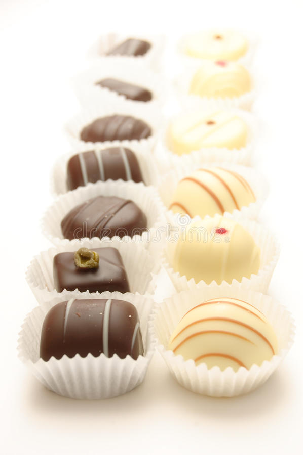 Download σοκολάτες διαφορετικ στοκ εικόνα. εικόνα από assuage - 13189385