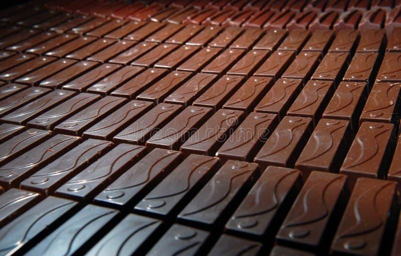 σοκολάτες στοκ εικόνα