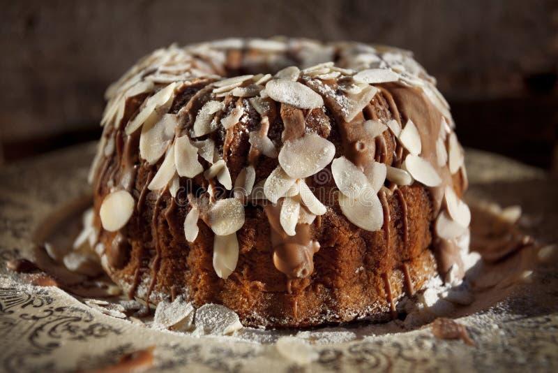 σοκολάτα κέικ εύγευστη στοκ φωτογραφίες