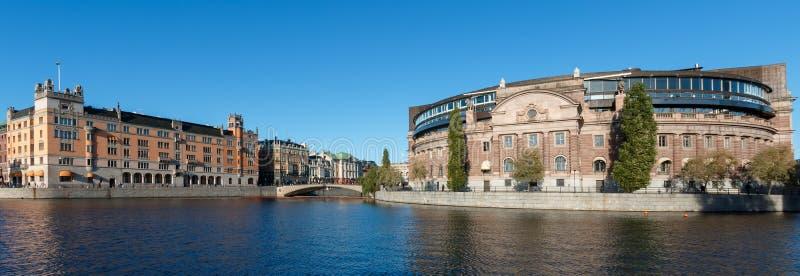 Σουηδικά κυβερνητικά γραφεία στοκ φωτογραφία με δικαίωμα ελεύθερης χρήσης