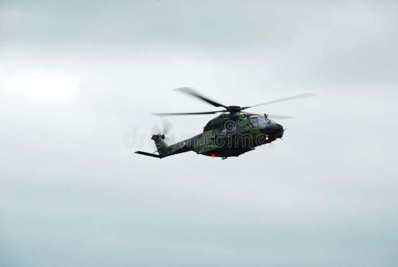Σουηδικό NHI NH90 (3) στοκ φωτογραφία με δικαίωμα ελεύθερης χρήσης