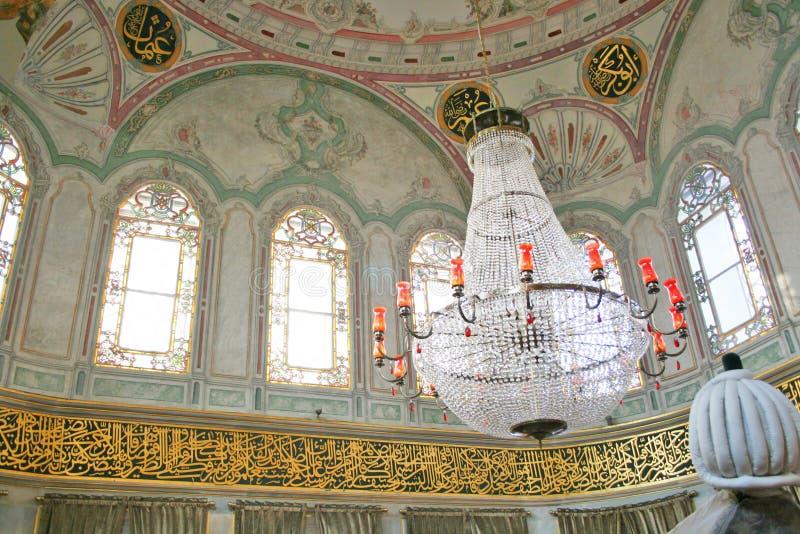Σουλτάνος Abdulhamid Ι τάφος στοκ εικόνα