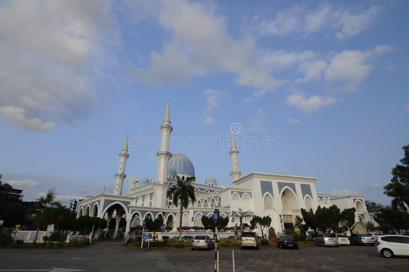 Σουλτάνος Ahmad 1 μουσουλμανικό τέμενος σε Kuantan στοκ φωτογραφία με δικαίωμα ελεύθερης χρήσης