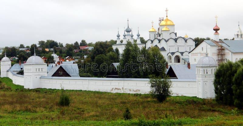Σούζνταλ, Κρεμλίνο στοκ φωτογραφία με δικαίωμα ελεύθερης χρήσης