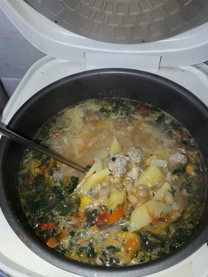 Σούπα λάχανων στοκ φωτογραφία με δικαίωμα ελεύθερης χρήσης