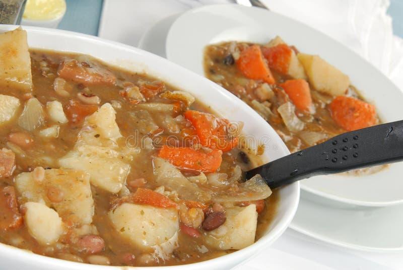 σούπα κατσαρολών στοκ φωτογραφία με δικαίωμα ελεύθερης χρήσης