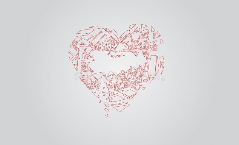 2 Σπάσιμο αγάπης στοκ εικόνες