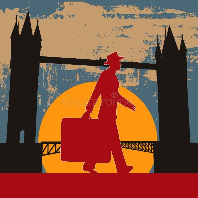 σπάσιμο Λονδίνο ελεύθερη απεικόνιση δικαιώματος