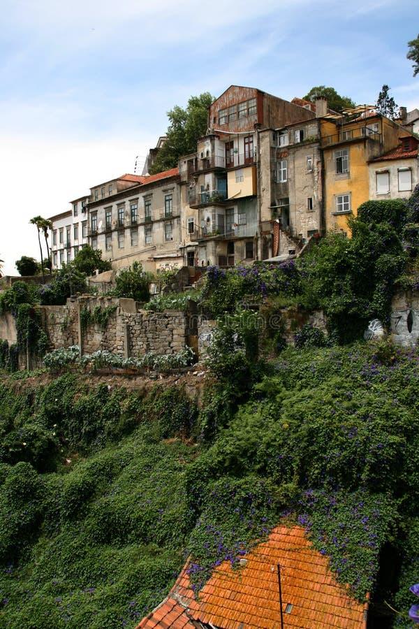 Download σπίτια Πόρτο Πορτογαλία στοκ εικόνες. εικόνα από πόλη - 13188450